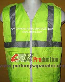 Rompi safety warna