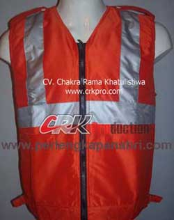Rompi safety kontras