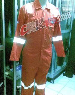 Wearpack Safety Coverall