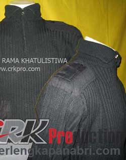 Sweater Rajun TNI